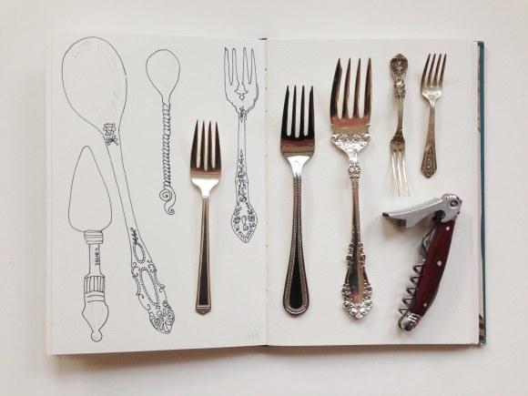 forks in progress